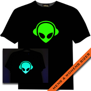 DJ TShirt - Head Space TShirt - Head Space Stores
