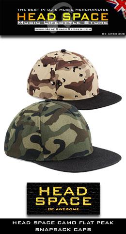 Head Space Camo Hats