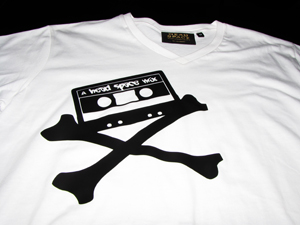 Head Space T Shirts - DJ T Shirts - Head Space Stores