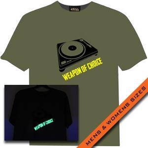 DJ TShirt - Head Space TShirt - Head Space Stores
