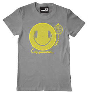 DJ T Shirts - Technics T Shirts - Head Space Stores