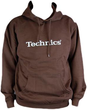 DJ Hoodie - Technics Hoodie - Head Space Stores