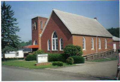 East Connellsville UMC