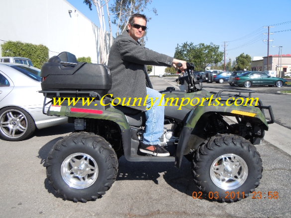 motorcycles scooters 400cc 4x4 atv free usa