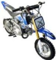 MINI DIRTBIKE SEMI AUTO 70 CC