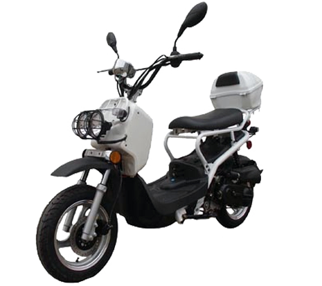 Countyimports Com Motorcycles Scooters 49cc Rowdy 50cc Scooter On