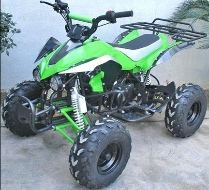 110cc ATV for Kids  FREE SHIPPING!! -877-300-8707