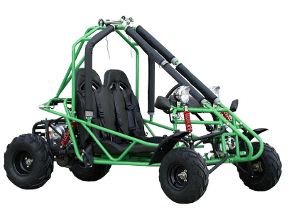 110cc Best Selling Semi Automatic Go Kart!