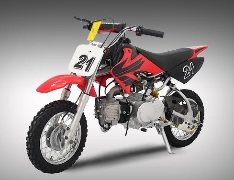 #1 Most Popular Kids Dirtbike! - CountyImports.com!