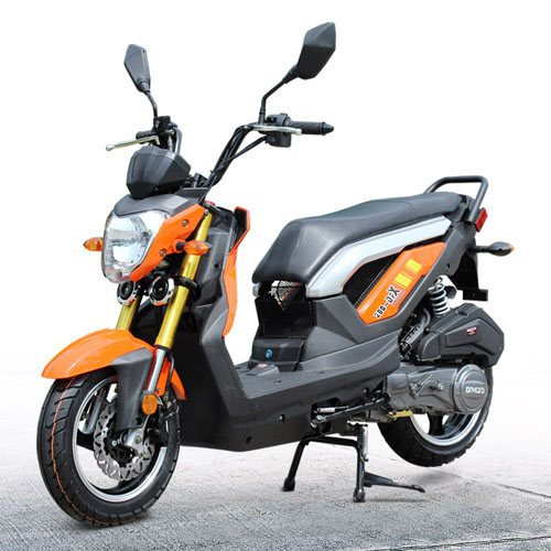 image of gas scooter for sale
