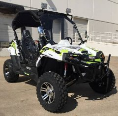 300cc four wheel utv for sale