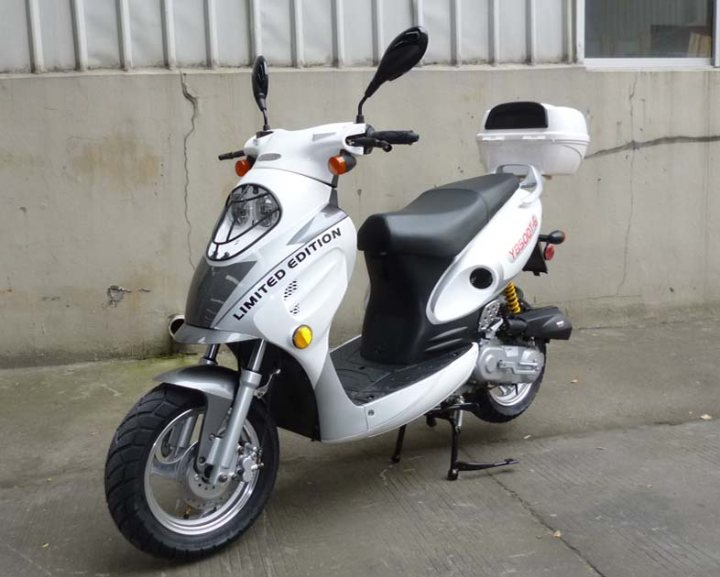 49cc | 50 Gas Moped | Motor Scooter - College Cruiser! for Sale ( MP  Cc Scooter Wiring Diagram Roketa Mc on