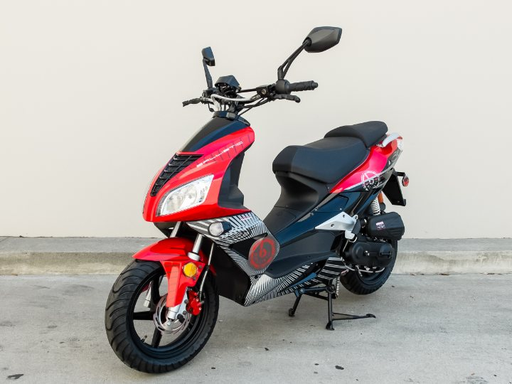 CMS 49cc Legend Moped/Free shipping/Fully assembled