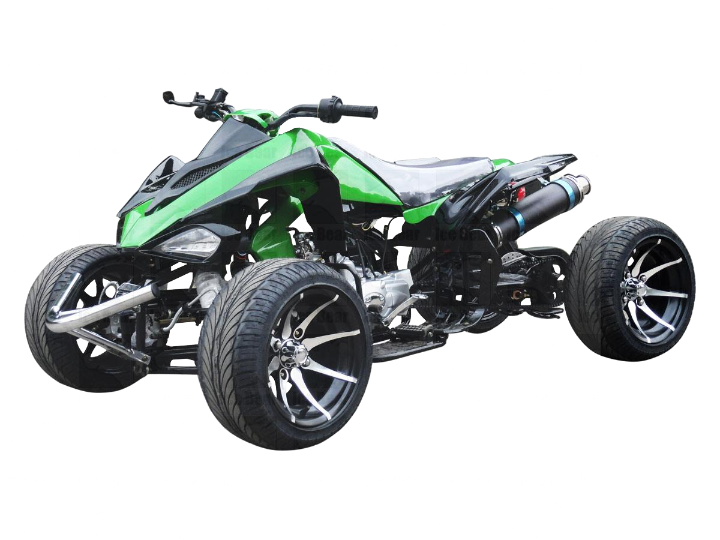 Kawasaki  Semi Automatic Wheelers