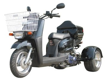 three wheel trike for sale at countyimports.com