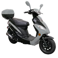 Fully Automatic 49cc Mopeds 150cc Motor Scooters 250cc Gas Touring