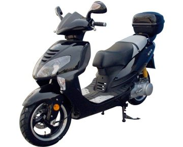 Fully Loaded, no wonder its our best selling 150cc Scooter!