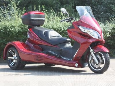 cms 300cc zodiac 3 wheel trike motor scooter newest