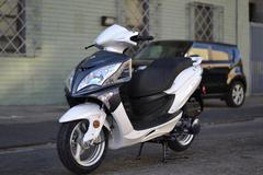 150cc scooter for sale at https://www.countyimports.com