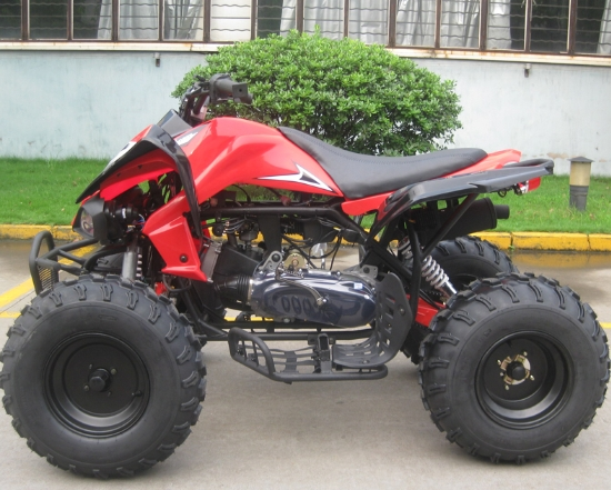 CMS 150cc Viper WT Sport ATV - Fully Automatic W/Reverse ... on