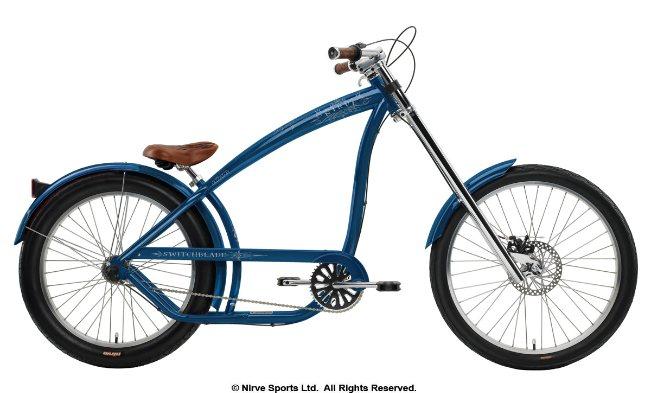 Nirve - Chopper Switchblade - Mens Adult Custom Beach Bike | Chopper ...