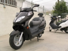 150cc gas scooter for sale