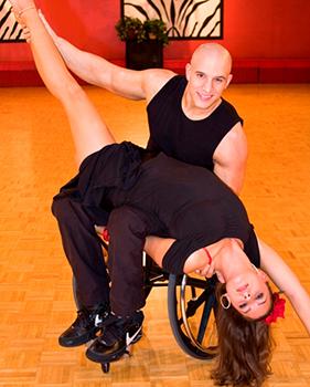 Professional Wheelchair Ballroom Dancing