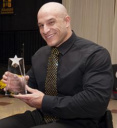 Ottawa Unversity's Recent Alumni Award