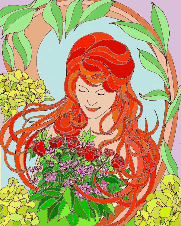 Roses by John Entrekin