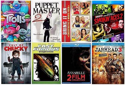 Wholesale DVD Movies : New DVD Stock