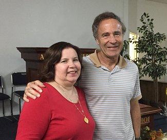 Tom Bolling and Wife Lisa - Associate Pastor