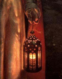 Holman Hunt's Light of the World