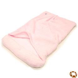 dogo plush Pink Blanket Bed