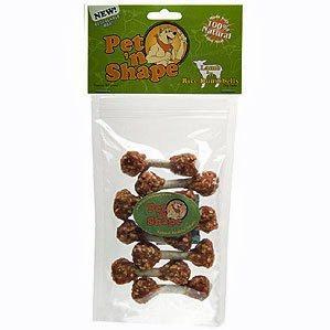 pet n shape lamb and rice dog treats