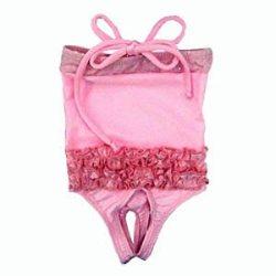 little lily Nicki dog swim Suit