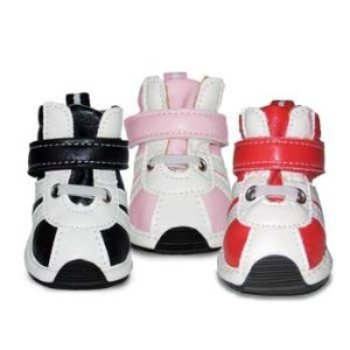 rubber bottom dog sneaker boots