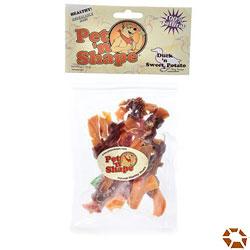 Pet n Shape Duck and Sweet Potato Dog Treat