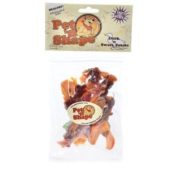 Pet n Shape Duck and Sweet Potato Dog Treat