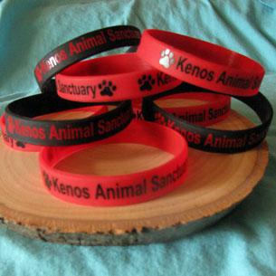 Keno's Animal sanctuary Bracelet
