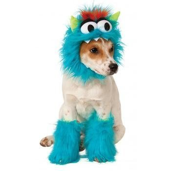 Rubies Blue Furry Monster Cookie Monster Costume