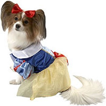 pretty disney movie snow white dog costumes