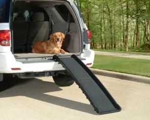 Solvit Ultralight Bi-Fold Pet Ramp
