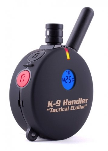 E-Collar K9 Tactical Remote Trainer