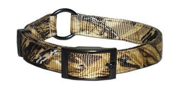 Leather Brothers Advantage Wetlands Camouflage Nylon Collar