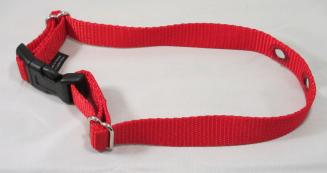 Red Replacement Nylon Dog Collar