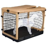 The Other Door Steel Dog Crate