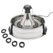 Drinkwell 360 Degree Stainless Steel Pet Water Fountain