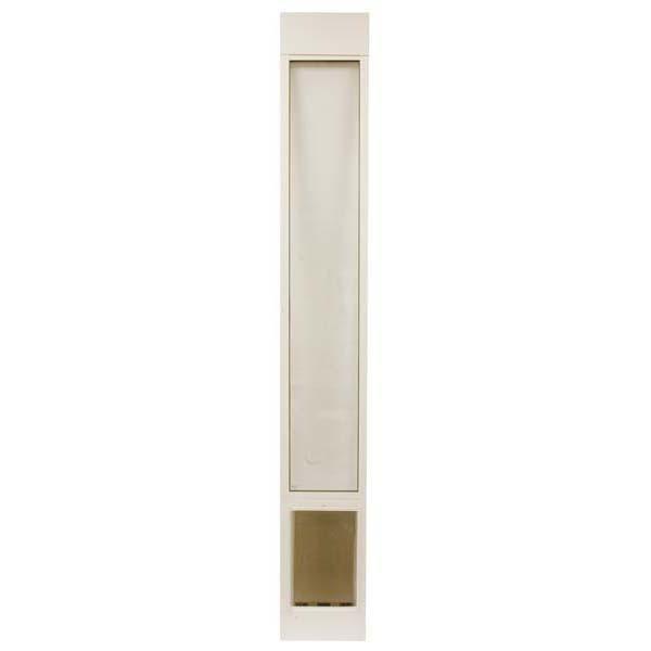 Freedom Patio Panel Pet Door - Large 8 Ft