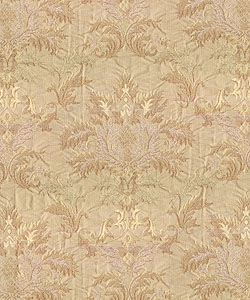 Barrow Industries Allison Wysteria - designer upholstery fabric