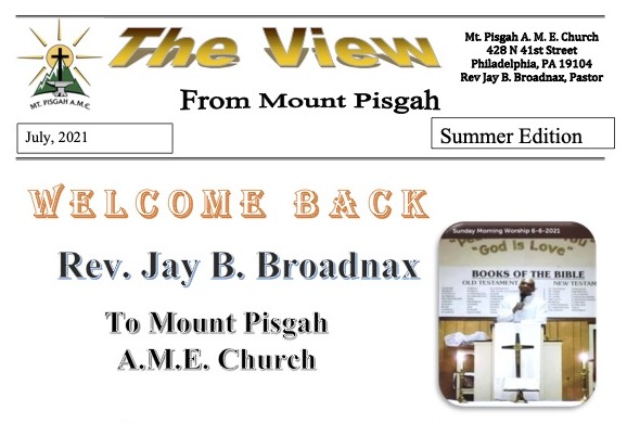 The View - July 2021